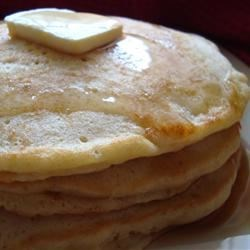 Beer Pancakes Recipe - A recipe for when you run out of milk but still want pancakes! Substitute root beer to make it kid-friendly.