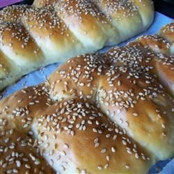 Decadent Challah Bread