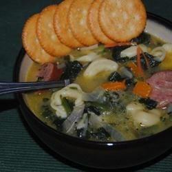 Hearty Tortellini Soup