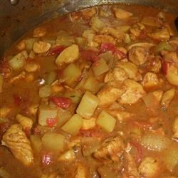 recipe: allrecipes indian chicken curry (murgh kari) [14]