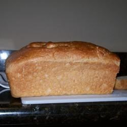 my first loaf