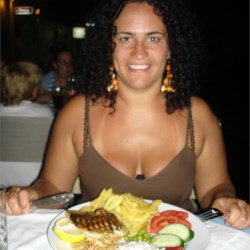 Eating out in Greece :)