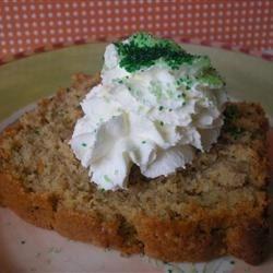 Boscobel Beach Ginger Cake