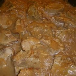 Pork Normandy