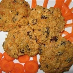 Peanut Butter Carrot Cookies Recipe - Very delicious.