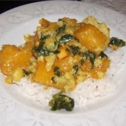 Yummy Thai Curry Tofu