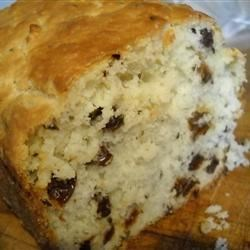 Irish Soda Bread IV Recipe - A dense, moist loaf with buttermilk and sour cream, this bread also incorporates raisins and caraway seeds for heightened flavor.