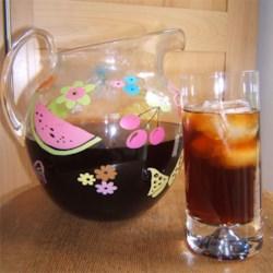 Smooth Sweet Tea