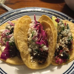 Taqueria Style Tacos - Carne Asada - Review by Michelle ...
