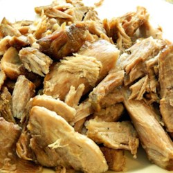 Dale's Pulled Pork Recipe - This basic recipe for pulled pork yields the main meat component for a variety of dishes or sandwich fillings.
