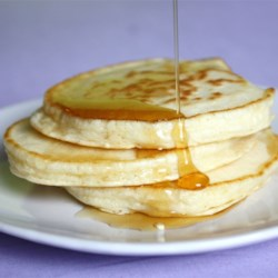 Good Old Fashioned Pancakes Recipe - Make delicious, fluffy pancakes from scratch. This recipe uses 7 ingredients you probably already have.