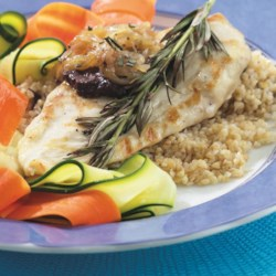 ... -Scented Chicken with Sweet & Sour Onion Jam Recipe - EatingWell.com