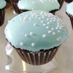 Tarheel Cupcakes!