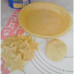 Pastry for Double Pie-Crust