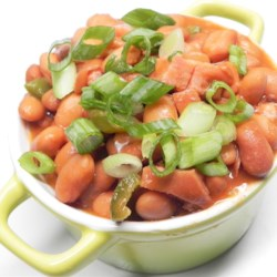 Slow Cooker Pinto Bean Bonanza..