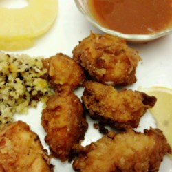 Fried Chicken Chunks (Chicharrones De Pollo) Dominican Photos ...