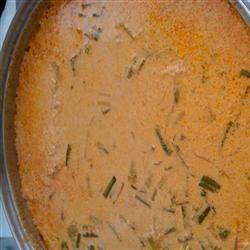 Fish in Orange Creme