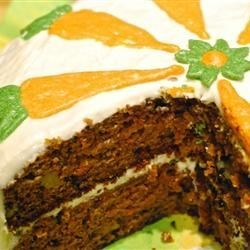 Carrot Pineapple Cake I Photos - Allrecipes.com