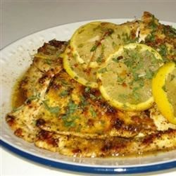 Lemon Pepper Chicken in Spicy Fire Roasted Tomato Sauce