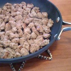 Homemade Italian Turkey Sausage