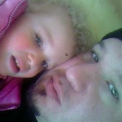 EMILY AND DADDY