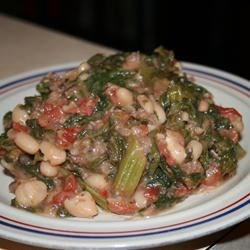 Awesome Greens and Beans