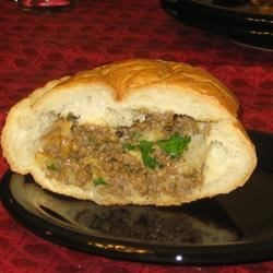 Sausage-Stuffed French Loaf