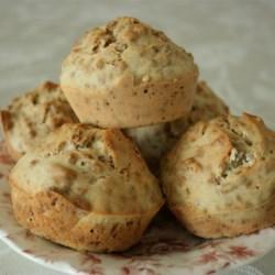 Healthier Bran Muffins
