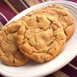 Cinnamon, Spice and Everything Nice Cookies Recipe - A great soft molasses spice cookie that has the added pleasure of cinnamon chips!