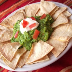 Asparagus Guacamole Recipe - Guacamole made with asparagus instead of avocado. It is good stuff!