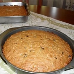 Logan Bread Recipe - This delicious quick bread is named after Mount Logan in the Yukon. It is dense and chock-full of nutrients, perfect for hiking or camping. Vary the recipe according to what's in the cupboard! Any type of dried fruit or nuts may be substituted for the ones in the recipe.