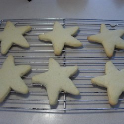 Sour Cream Cut-Out Cookies Recipe - Easy cut-out cookies that are wonderful anytime of year.  I received this recipe when I was in grade school so it is a good recipe to have kids help with.