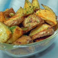 Roasted Red New Potatoes