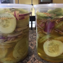 Easy pickle recipes bread butter