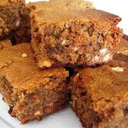MaLizGa's WW PB Brownies