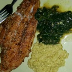 Easy garlic swai fish photos for Swai fish recipes food network