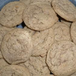 Chewy Cinnamon Cookies Recipe - These delicious cinnamon cookies are made with graham cracker crumbs.