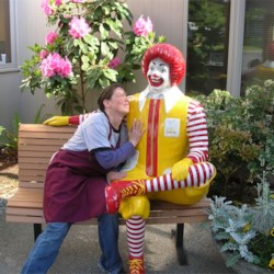Ronald and Me