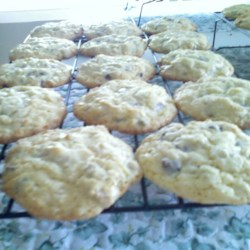 Cake Mix Cookies V Recipe - These cookies are easy to make, and so delicious. Oatmeal and walnuts add to the chewy texture.