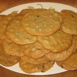 Mom's Best Chocolate Chip Cookies Recipe - This recipe does taste like Mrs. Field's.  When I make them it does not take long for my husband and three boys to make them disappear.