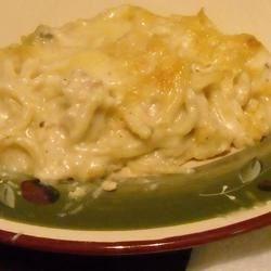 Chicken Tetrazzini I
