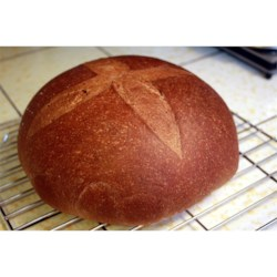 Anadama Bread Recipe - Molasses and cornmeal distinguish this dark, sweet New England-style classic.