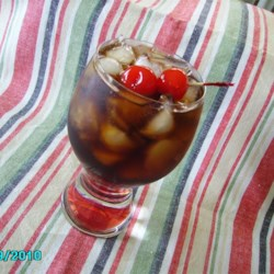 Roy Rogers Recipe - A tasty non-alcoholic drink. Very similar to the Shirley Temple.