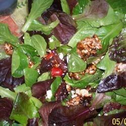 Missy's Candied Walnut Gorgonzola Salad Photos ...