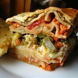 The Joy of Lasagna