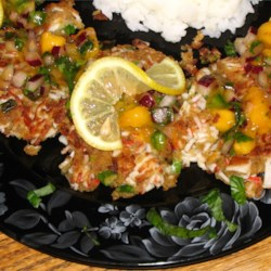 Caribbean Grilled Crab Cakes Photos - Allrecipes.com