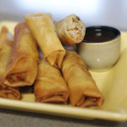 Filipino Lumpia Recipe and Video - This is a traditional Filipino dish. It is the Filipino version of the egg rolls. It can be served as a side dish or as an appetizer.