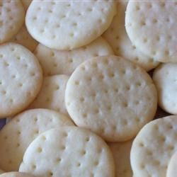 Cream Wafers, Unfilled