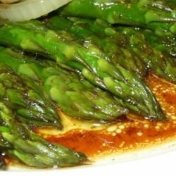 Baked Asparagus with Balsamic Butter Sauce Photos - Allrecipes.com