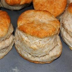 Sky-High Biscuits